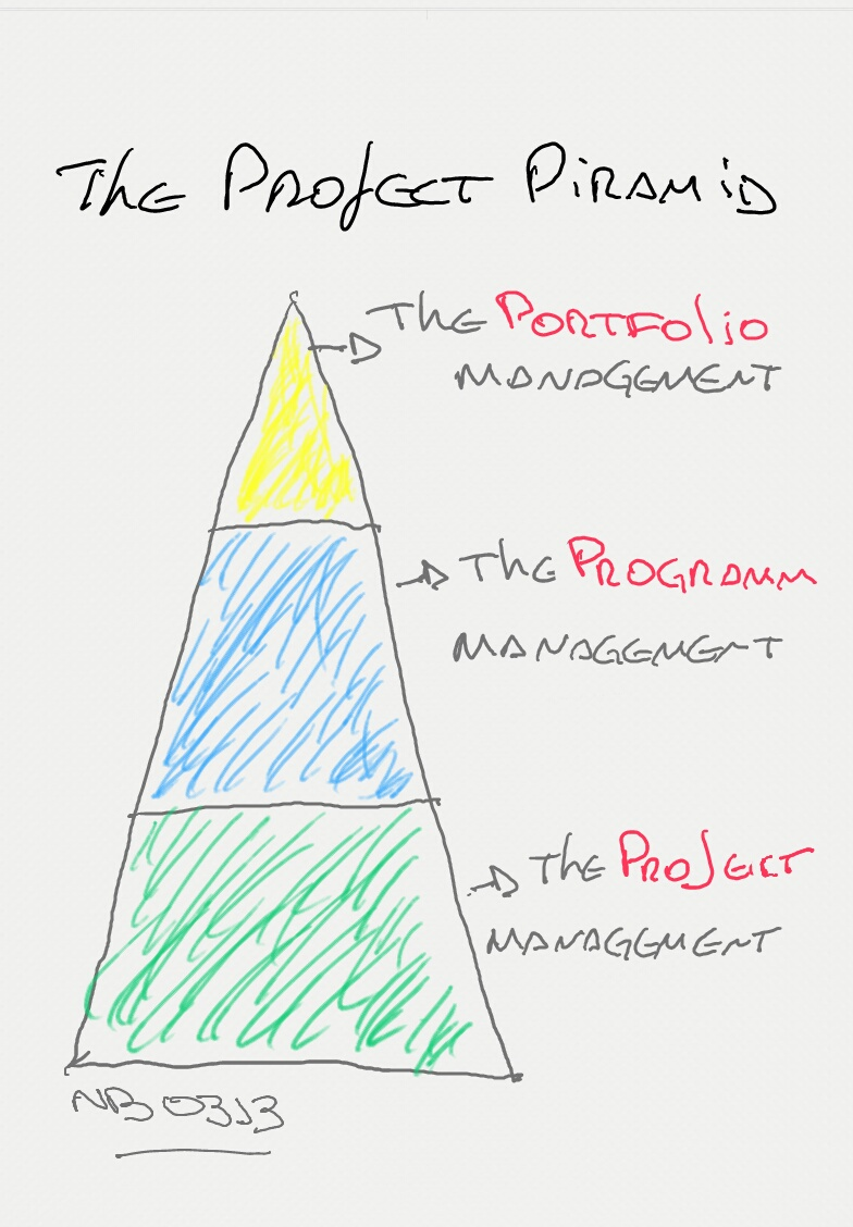 difference between project and program pdf